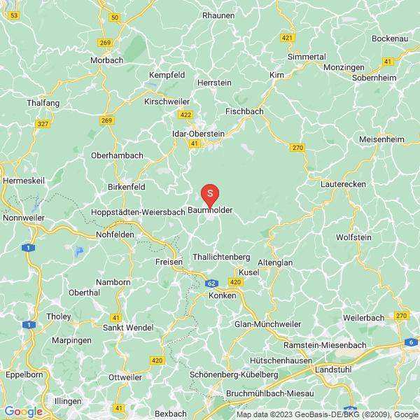 Hochseilgarten Baumholder