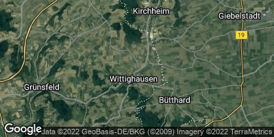 Google Map of Wittighausen