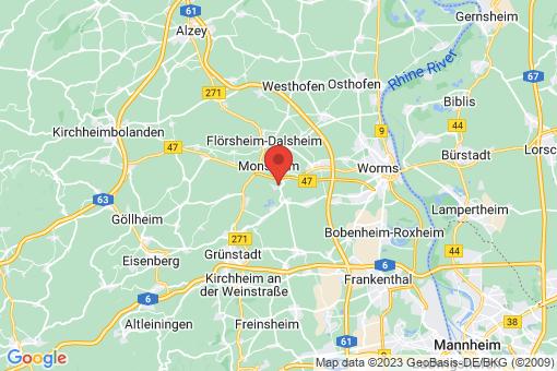 Karte Hohen-Sülzen