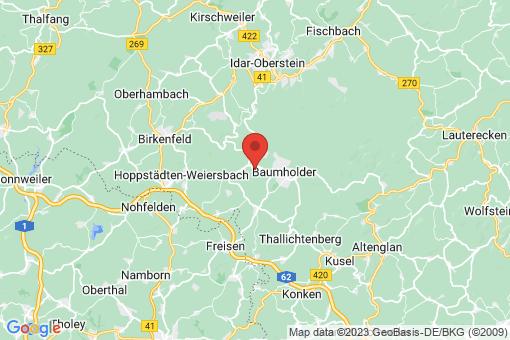 Karte Ruschberg