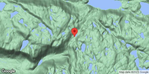 Upper Ten Mile Fiord