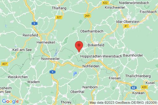 Karte Achtelsbach