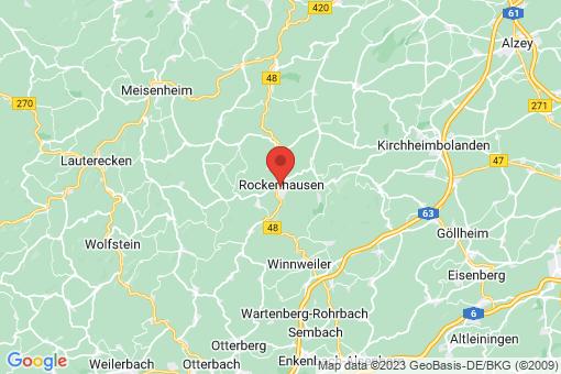 Karte Rockenhausen