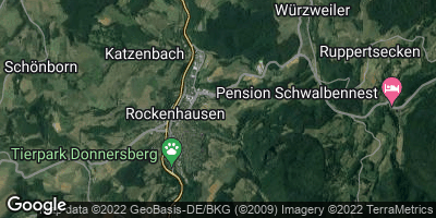 Google Map of Rockenhausen