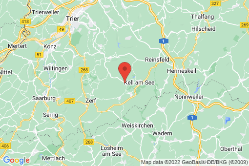 Karte Schillingen