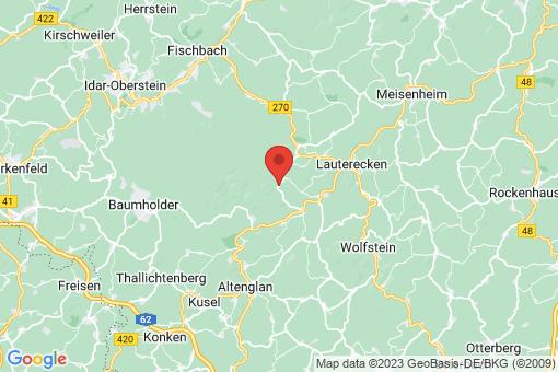 Karte Kirrweiler