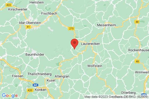 Karte Deimberg