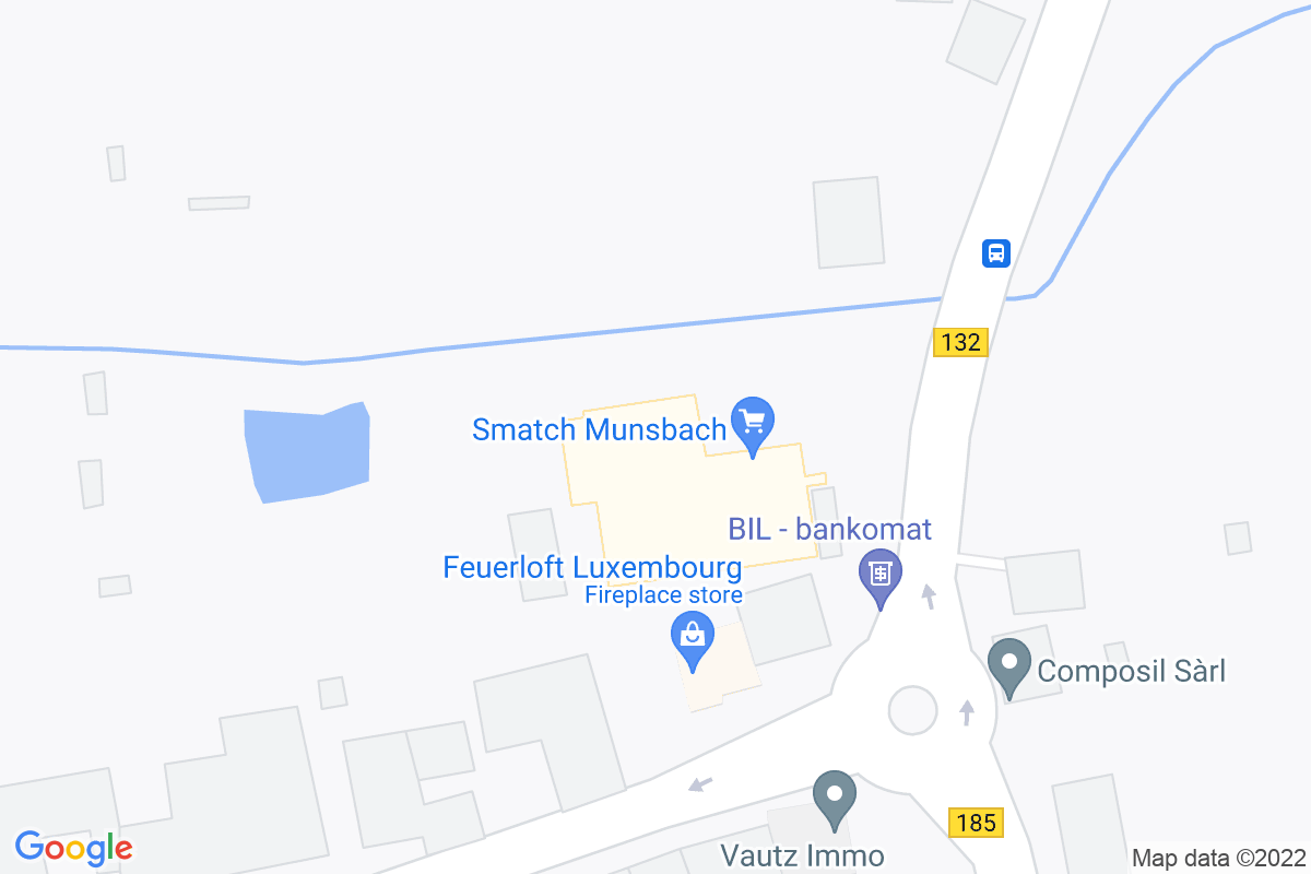 situation du Smatch Munsbach