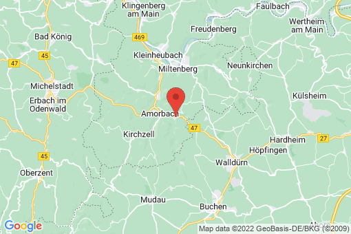 Karte Schneeberg