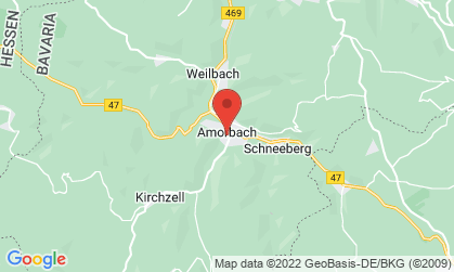 Arbeitsort: Amorbach