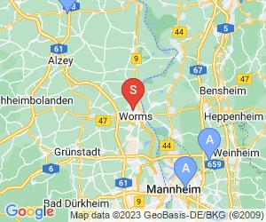 Karte für Hochseilgarten Worms