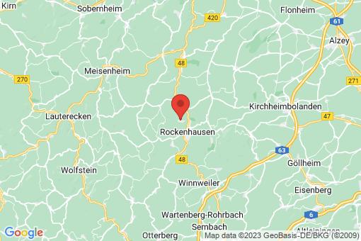 Karte Katzenbach