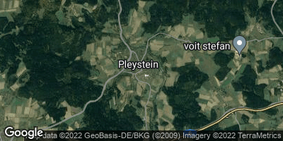 Google Map of Pleystein