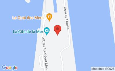 Cité de la Mer Gare Maritime Transatlantique50100 Cherbourg-Octeville