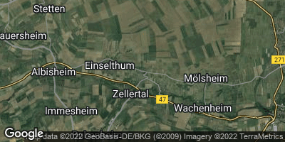 Google Map of Zellertal