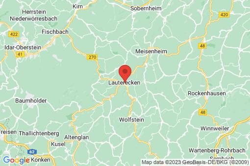 Karte Lauterecken