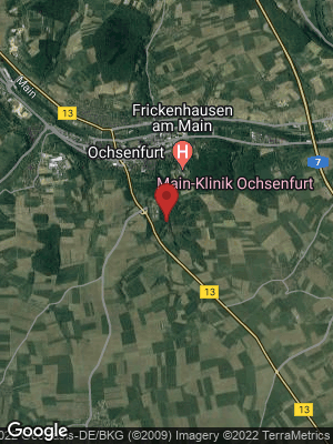 Google Map of Ochsenfurt
