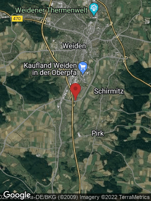 Google Map of Moosbürg