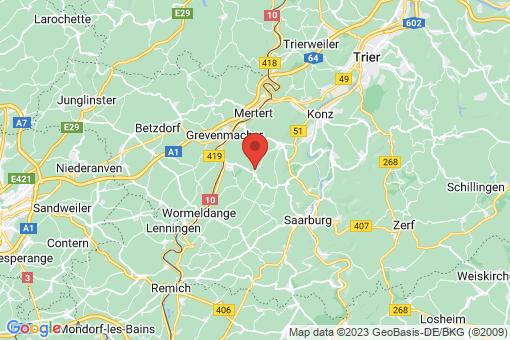 Karte Onsdorf