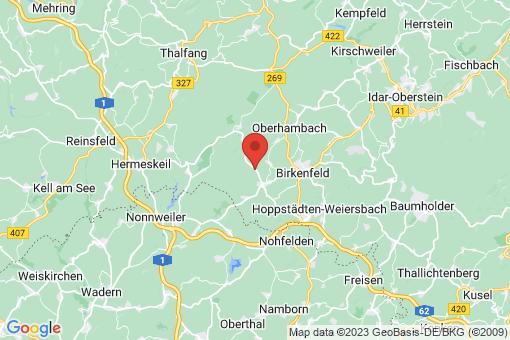 Karte Abentheuer