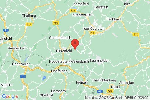 Karte Rimsberg