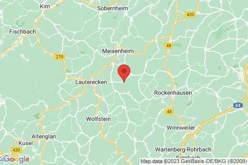 Karte Becherbach
