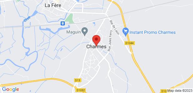 A louer local d'activités en hôtel d'entreprises à Charmes (02)