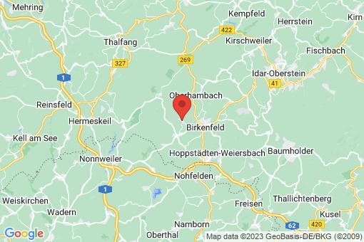 Karte Buhlenberg