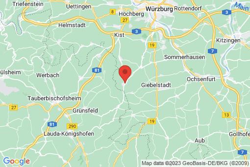 Karte Kirchheim