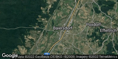 Google Map of Baiersdorf