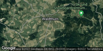 Google Map of Waldthurn