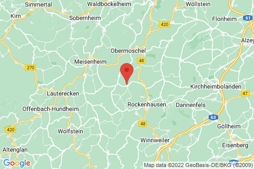 Karte Ransweiler