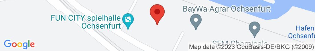 BayWa AG Ochsenfurt Anfahrt
