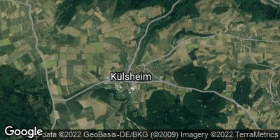 Google Map of Külsheim