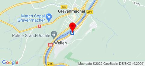 Google Map für Engelsburg
