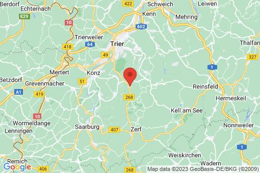 Karte Pellingen