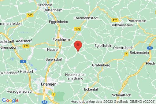 Karte Kunreuth