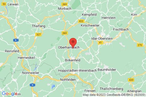 Karte Oberhambach