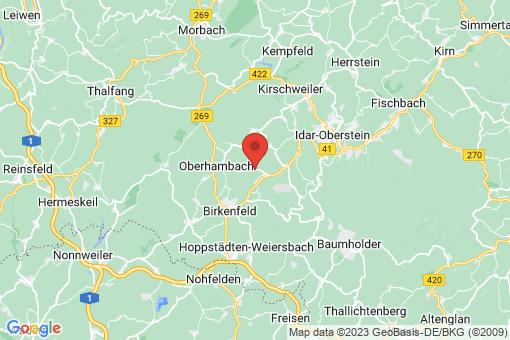 Karte Niederhambach