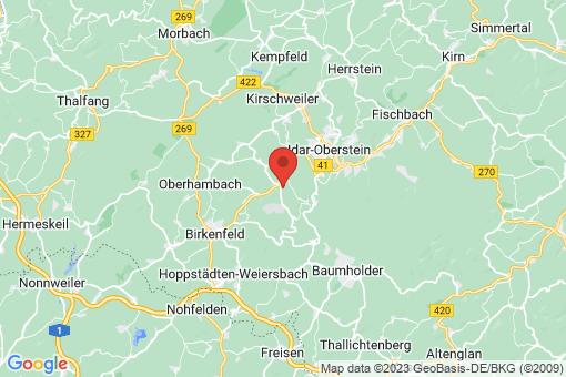 Karte Niederbrombach