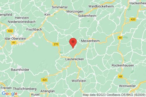 Karte Löllbach