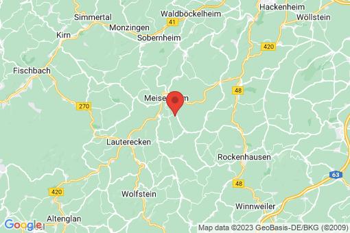 Karte Reiffelbach