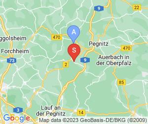 Karte für Abenteuerpark Betzenstein