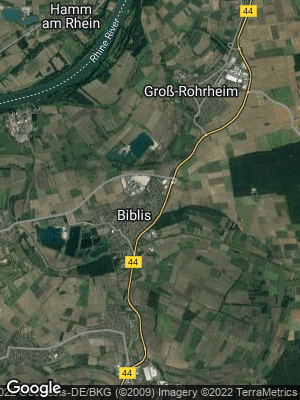 Google Map of Biblis