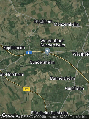 Google Map of Gundersheim
