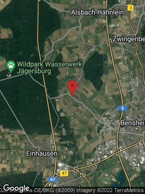 Google Map of Schwanheim