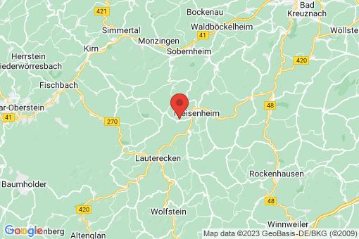 Karte Breitenheim