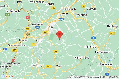 Karte Hockweiler