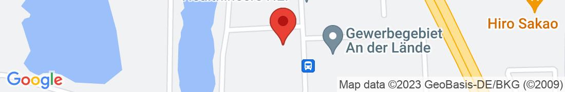 BayWa Technik Forchheim Anfahrt