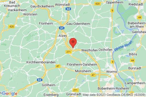 Karte Eppelsheim